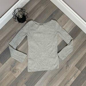 Aritzia Babaton Cross Back Sweater